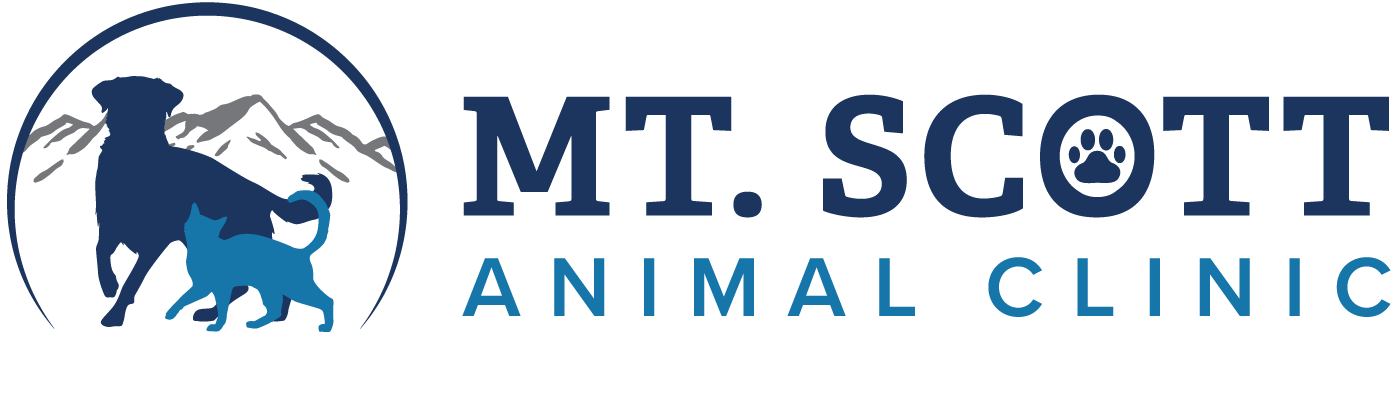 Mt. Scott Animal Clinic logo